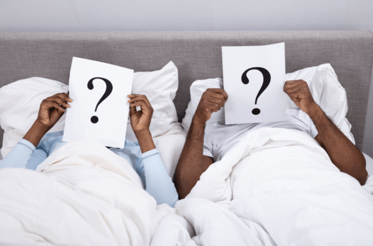 Questions about Sex