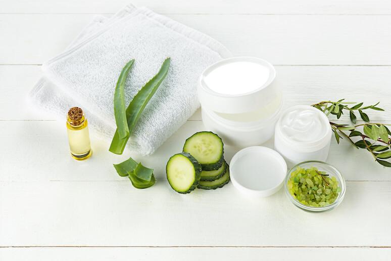Skincare or Mask for Vulva Care